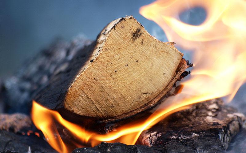 Wood fire Devonport