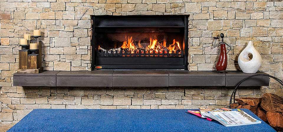 wood heater inserts