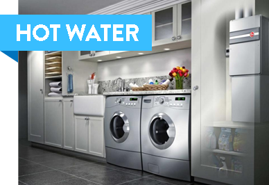 Energypoint offer the best Hot Water options for Tasmania